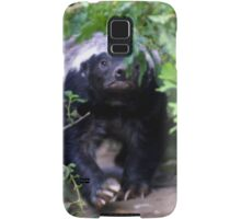 Coming through the undergrowth Samsung Galaxy Case/Skin