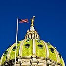 The Capitol Dome-Harrisburg, PA by BigD