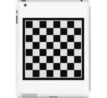 Checkers board iPad Case/Skin