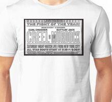 Creel vs. Murdock Unisex T-Shirt