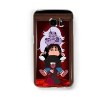 stretching portrait Samsung Galaxy Case/Skin