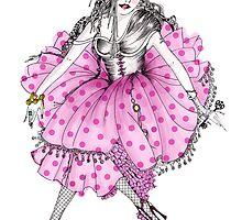 Lady Cupcake by tiffatron