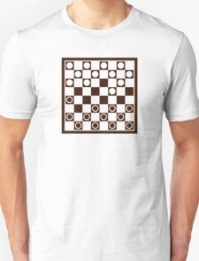 Checkers Unisex T-Shirt