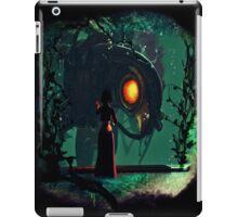 Bioshock Infinite Songbird & Elizabeth iPad Case/Skin