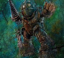 Bioshock v2 by sazzed