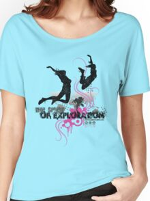 Spirit of Exploration Women's Relaxed Fit T-Shirt