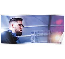 Master Tchami in the Zone Poster