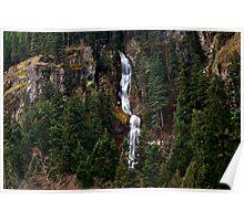 Skookum Falls Poster
