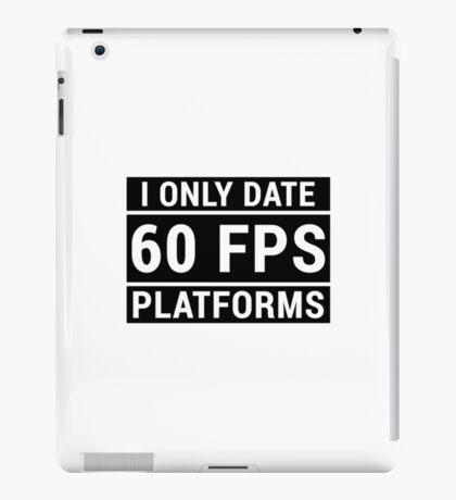 PC Master Race - 60 fps iPad Case/Skin