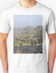 a desolate Cape Verde landscape T-Shirt