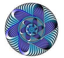 Circle Study No. 425 by AlanBennington