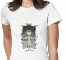 faery girl... Womens Fitted T-Shirt