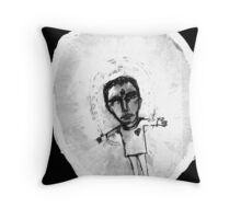 The Light Throw Pillow