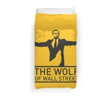 The Wolf of Wall Street - 'Wolfy' Duvet Cover