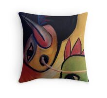 Armchair Aviator Throw Pillow