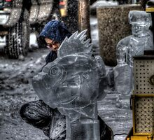 Cold Fish by Terence Russell
