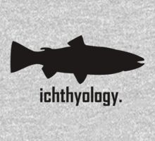 Ichthyology- The study of Fish Kids Clothes