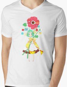 Gumi Mens V-Neck T-Shirt