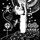 Drawing Down The Moon by Dee Sunshine