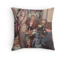 The Sweetness Of Juxtaposition Throw Pillow