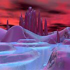 Fire and Ice by Tanya Newman