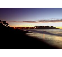 China Beach San Francisco Photographic Print