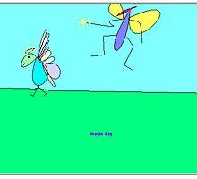 Magic Day by carol selchert