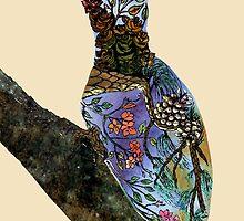 The Woodpecker by SuburbanBirdDesigns By Kanika Mathur