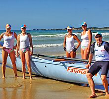 Fairhaven girls win at Anglesea carnival by Andy Berry