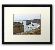 The 12 Apostles, Great Ocean Road, Victoria Framed Print