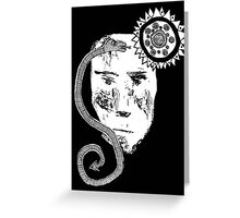 Kundalini Greeting Card