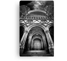 Doorway to The Transept Canvas Print