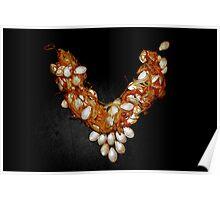 """Squash - tume "" Jewellry Poster"