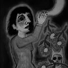 Pulling Down Flowers From The Moon by Dee Sunshine