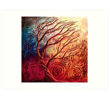 The Uprising Tree Art Print