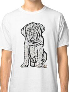 Dogue De Bordeaux Puppy Classic T-Shirt