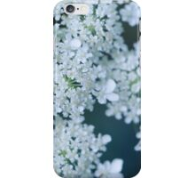 Faded Queen Ann's Lace iPhone Case/Skin