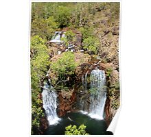 Florence Falls from Afar Poster