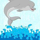 Dolphin by FinlayMcNevin