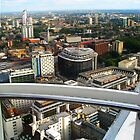 London. A View from London Eye. Great Britain 2009 by Igor Pozdnyakov