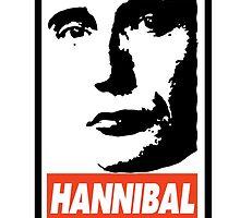 Hannibal Obey by ervinderclan