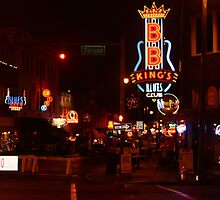 A Night on  the Town in Memphis by Susan Russell