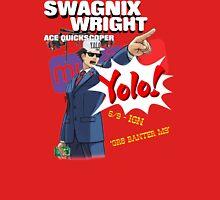 Swagnix Wright  Unisex T-Shirt
