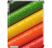 Rainbow Pencils iPad Case/Skin