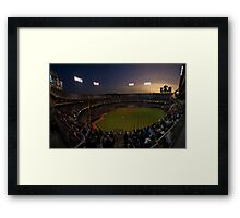 A Night at the Colosseum  Framed Print