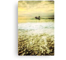 Surf Lifesavers Canvas Print