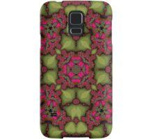 Colorful trendy pattern Samsung Galaxy Case/Skin