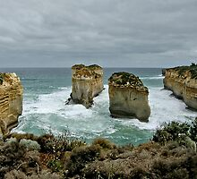The new Apostles by Steven  Agius