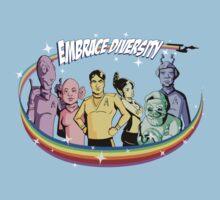 Embrace Diversity by BadMonkeyShop