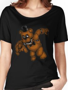 Five Nights at Freddy's - Freddy Women's Relaxed Fit T-Shirt